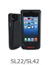 マイナンバー読み取り可能 iPhone用 2次元バーコードリーダー SL22 SL42